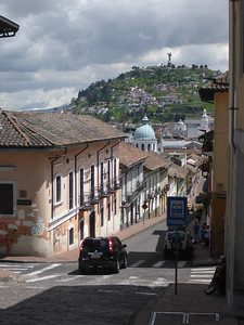 Streets, Old City, Quito