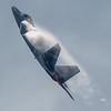 F-22 Raptor Climbing
