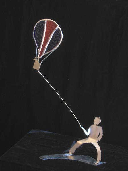 """Balloonatic"", sculptoon"