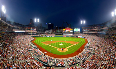 Cardinals Stadium, St Louis, MO