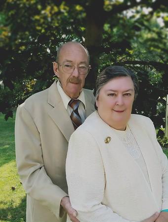 David & Marianne 50th
