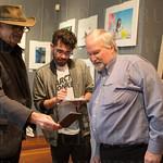 David Alan Harvey, Ben Geiheart and Paul Paletti.