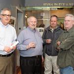David Modica, Paul Paletti, Bruce Cook and Michael Morris.