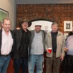 Bruce Skinner, David Alan Harvey, Mike McCubbins, Dale Matthews and Paul Paletti.