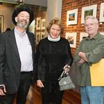 Bill Carner, Mary Ceridan and Michael Morris.