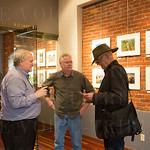 Paul Paletti, Michael Morris and David Alan Harvey.