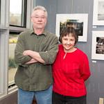 Michael Morris and Phyllis Profulmo.