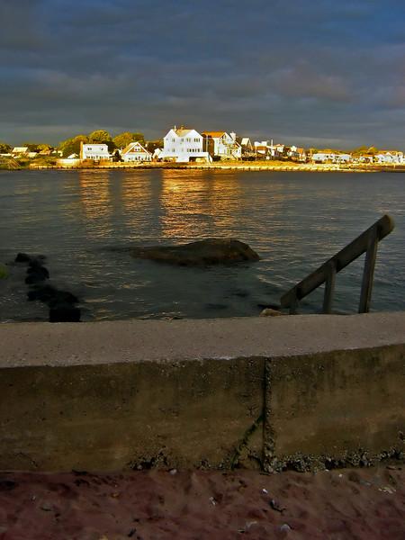 Golden Shoreline, by Alex Everett