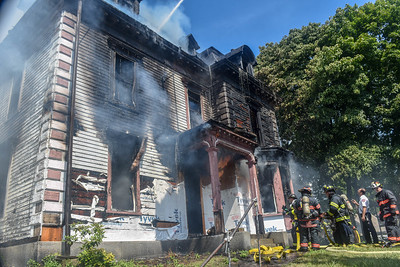 2 Alarm Structure Fire - Prospect St, Fitchburg, Ma - 9/2/18