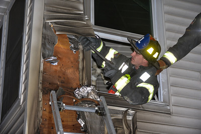 Structure Fire - Franklin St, Leominster, Ma - 5/4/20