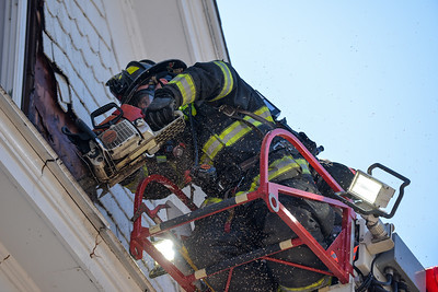 Structure Fire - Mt. Pleasant Ave, Leominster, Ma - 5/4/20