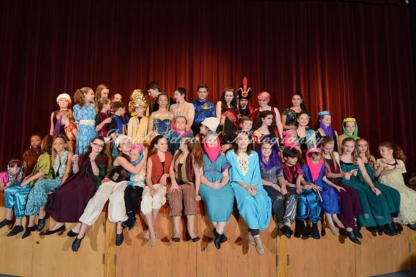 Aladdin Group Shots