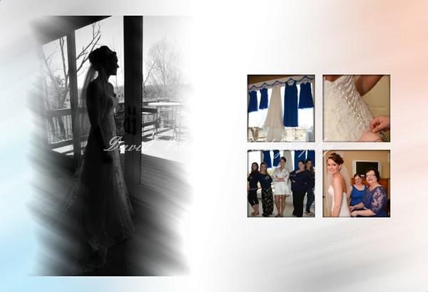 Alison & Michael Italian Wedding Album