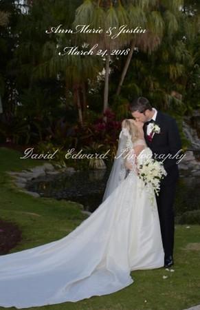 AnnMarie & Justin Italian Wedding Album