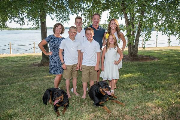 Daso/Zack Family Photo Session Lake Norman