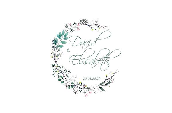David & Elisabeth - 10 marzo 2018