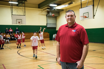 David Gordon PAL Basketball 02/11/18