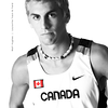 LOUISVILLE TRACK AND FIELD INTERNATIONAL ATHLETE POSTER | design and photography by David Klotz
