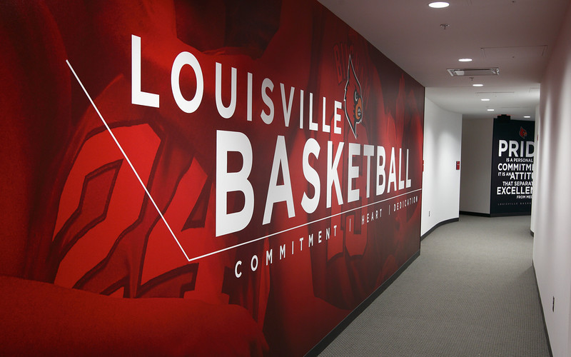 2011 - LOUISVILLE WOMEN'S BASKETBALL GRAPHIC | design by David Klotz