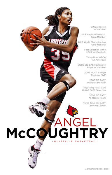 ANGEL McCOUGHTRY COMMEMORATIVE POSTER | design by David Klotz