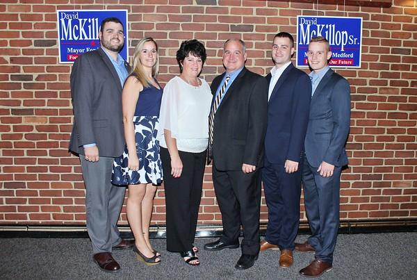David McKillop for Medford Mayor - Aug. 10, 2017