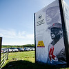 David Ortiz joined the celebration at Davis Mega Maze in Sterling for the opening of the 'Big Papi Maze', honoring his last year playing for the Boston Red Sox before his retirement. SENTINEL & ENTERPRISE / Ashley Green