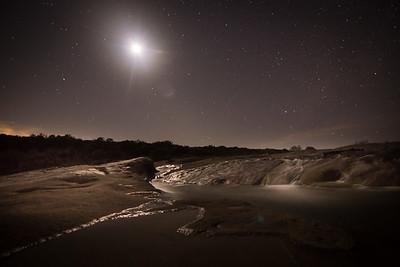 Pedernales Moonscape
