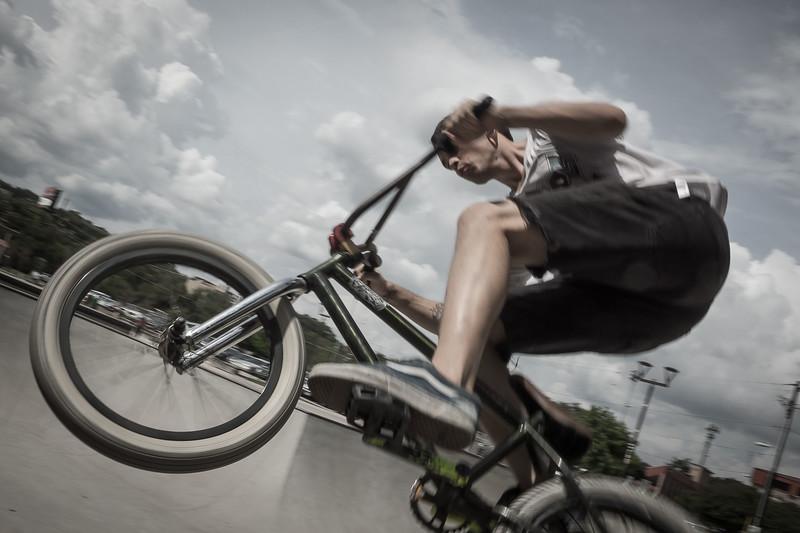 Skate Park Bike