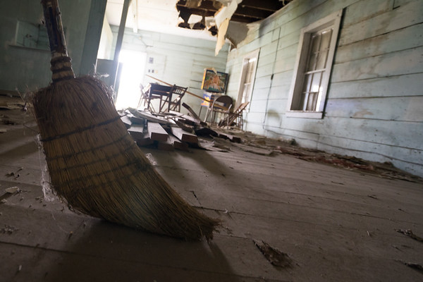 Masonic Lodge Cleanup