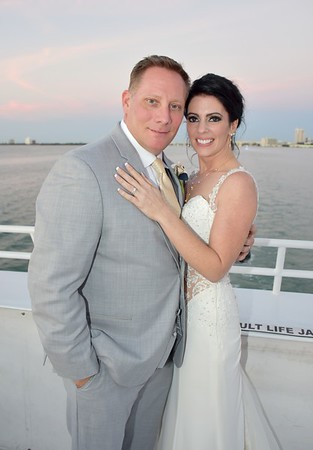 Beautiful wedding at Clearwater, FL