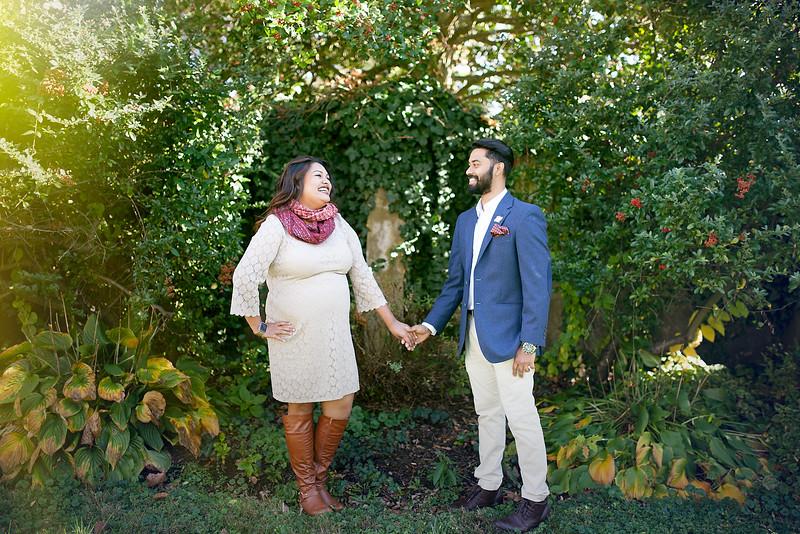 David & Reshma