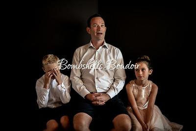 David Robinson Family