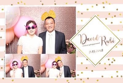 David & Rubi's Wedding