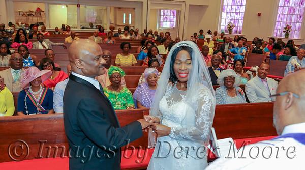 David & Weahdi's Wedding Ceremony