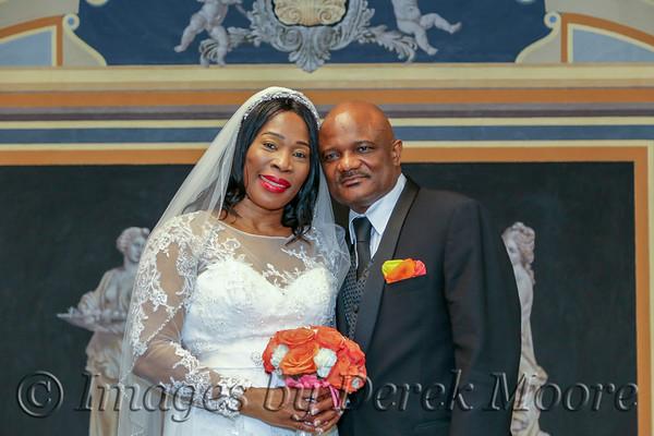 David & Weahdi's Wedding Reception