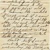 Letter Archive 1917 (7) - Yaden, William David - Age 17 - July 15, 1917 - Page 2 of 3 - American Lake Camp Lewis, WA - Letters from a Doughboy WWI Series - Original Documents