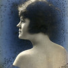 Lily Gertrude Yaden - circa 1911 - About age 21 (1890-1969) - Nickname: Gert  - Photo courtesy of Scot Ferris