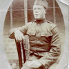 William David Yaden - 1917 - Age 17 - United States Army  WWI - American Lake Camp Lewis - Tacoma, WA - (W. David Yaden was born on September 2, 1899 and was killed in action in the Argonne Forest of France on October 5, 1918)