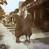 1917 - San Diego, CA<br /> <br /> [Left]    Hilie Della (Yaden) Sorsoleil - Age 31 (1886-1976) - Nickname: Dell<br /> [Right] Lily Gertrude (Yaden) Fulk - Age 26 (1891-1969) - Nickname: Gert