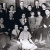 The Yaden Clan - 1932 - Yakima, WA<br /> <br /> [Left to Right]<br /> <br /> Back Row<br /> <br /> Janice (Yaden) Vredenburgh - Age 48 (1884-1981) - Nickname:  Jane<br /> Lily Gertrude (Yaden) Fulk - Age 42 (1890-1969) - Nickname:  Gert<br /> Bill Fulk<br /> Elizabeth (Yaden) Bolman - Age 55 (1877-1956) - Nickname:  Betty<br /> Jack Barteaux<br /> Ella Pearl (Yaden) Barteaux - Age 37 (1894-1965) - Nickname:  Paula<br /> Melvin Nevitt<br /> Hilie Della (Yaden) Sorsoleil - Age 45 (1886-1976) - Nickname:  Dell<br /> Martha (Bolman) Nevitt - Aunt Betty's daughter<br /> <br /> Middle Row<br /> <br /> David William Yaden - Age 77 (1855-1949)<br /> Hilie (Chestnut) Yaden - Age 73 (1858-1948)<br /> Paulajeanne Nevitt - Daughter of Martha and Melvin Nevitt - Aunt Betty's granddaughter<br /> Ruth Vredenburgh - Aunt Jane's daughter<br /> Byron William Yaden - Age 35 (1897-1975) - Nickname:  Bud<br /> Edna (Maxwell) Yaden - Age 37 (1894-1955) - Wife of Bud Yaden<br /> <br /> Front Row (sitting)<br /> <br /> Minnie Melvina (Yaden) Ferris - Age 44 (1888-1979) - Nickname:  Minn<br /> Mary (Bolman) Hartman - Aunt Betty's daughter<br /> Merlyn (Vredenburgh) Davis - Age 29 (1903-1994) - Aunt Jane's daughter
