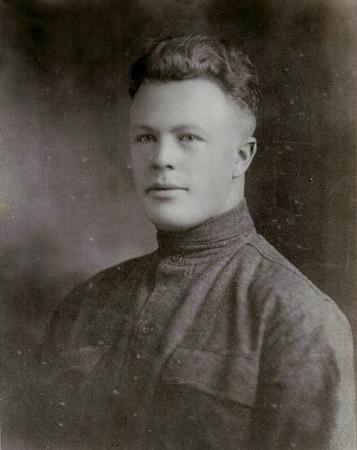 Pvt. Willam David Yaden - KIA WWI (1899-1918)