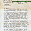 1940 (March 26) - Letter from Ollie Kuehl to Bud Yaden detailing the death of William David Yaden in WWI - Page 1
