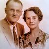 Charles & Minn Ferris - circa 1940 - Long Beach, CA<br /> <br /> Charles Ferris (1883-1958) - Nickname:  Charlie<br /> Minnie Melvina [Yaden] Ferris (1888-1979) - Nickname: Minn