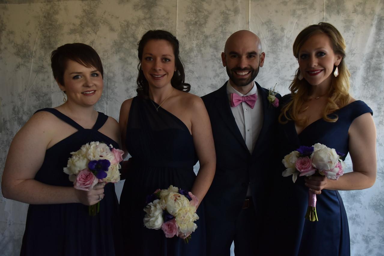 David and Rebecca's Wedding