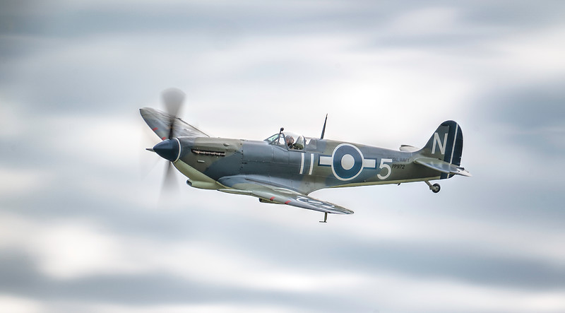 The Supermarine Seafire. By David Stoddart