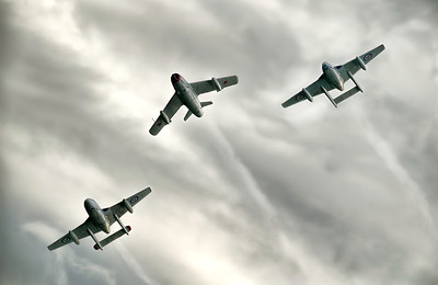 The Vampires and The Mig! By David Stoddart