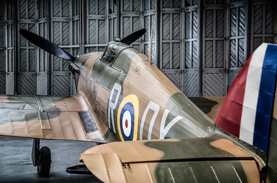 Hawker Hurricane Mk.I P2902 (G-ROBT) By David Stoddart