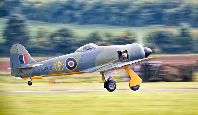 Hawker Fury FB 11 SR661. By David Stoddart
