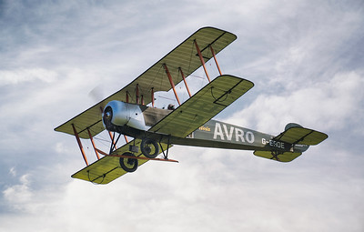 "Avro 504k ""Olivia""  By David Stoddart"