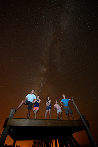 Milky Way - Bloody Bay, Little Cayman, Cayman Islands.